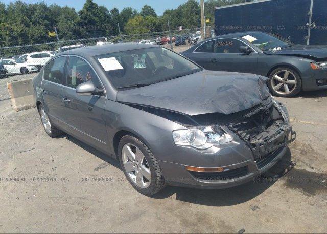 Inventory #856380228 2008 Volkswagen PASSAT