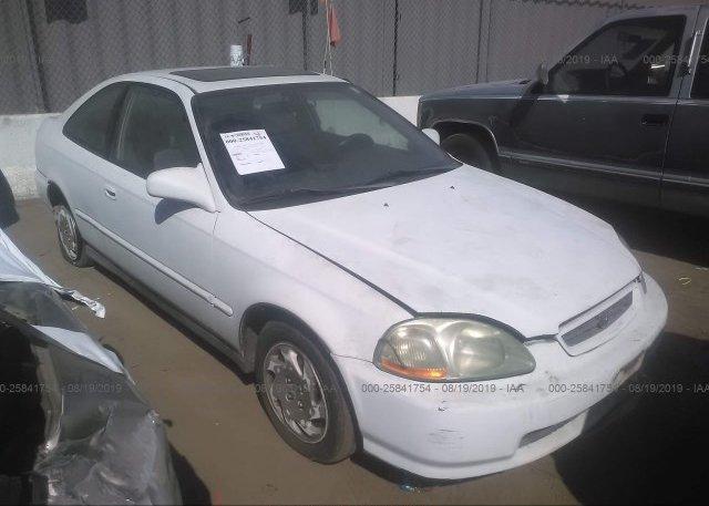 Inventory #940002734 1997 Honda CIVIC