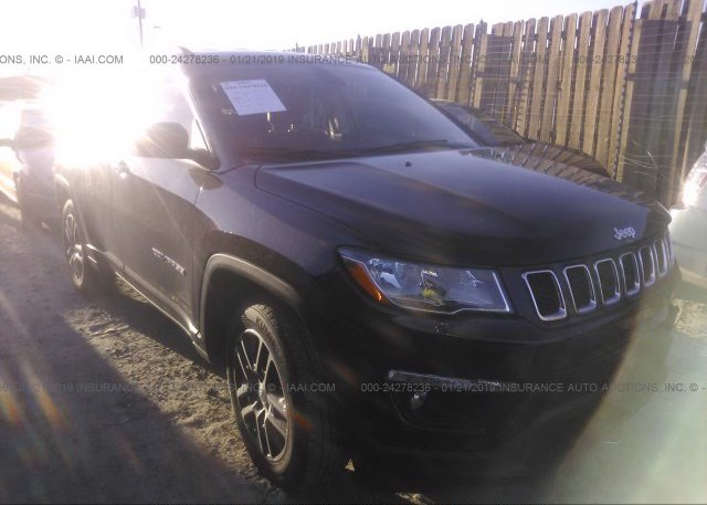 Inventory #294857733 2017 JEEP COMPASS