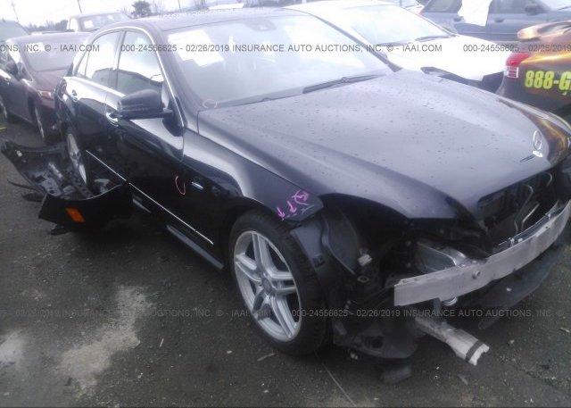 Inventory #652483692 2012 Mercedes-benz E