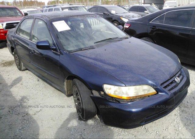 Inventory #244215331 2002 Honda ACCORD