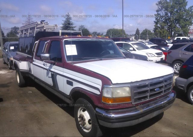 Inventory #452407988 1993 FORD F350