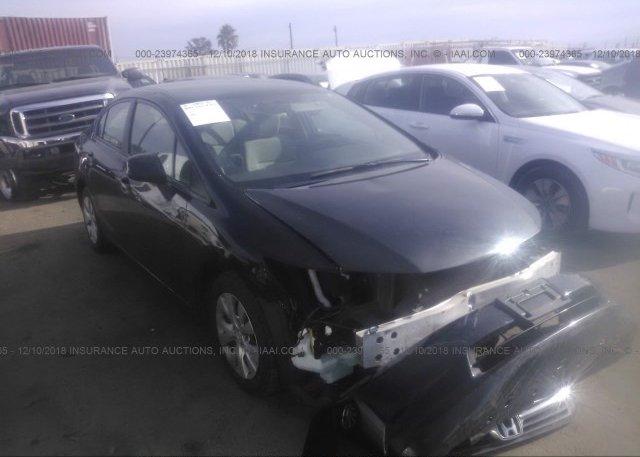 Inventory #395030853 2012 Honda CIVIC
