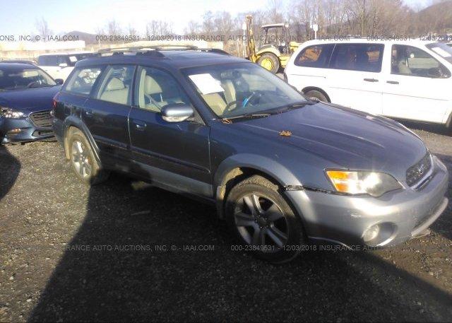 Inventory #750163140 2005 Subaru LEGACY