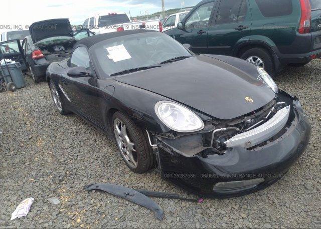 Inventory #643565575 2005 Porsche BOXSTER