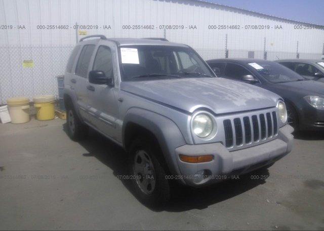 San Diego Jeep Dealers >> 1j4gk48k42w235355 Clear Dealer Only Silver Jeep