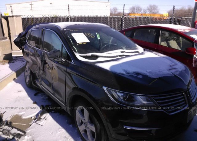 Inventory #256186843 2015 Lincoln MKC