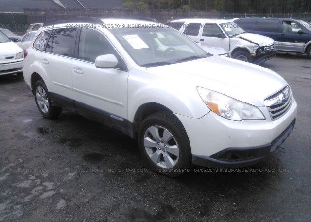 Inventory #306955748 2012 Subaru OUTBACK