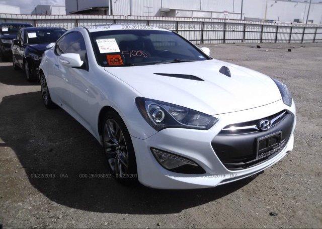 Inventory #554351128 2015 Hyundai GENESIS COUPE