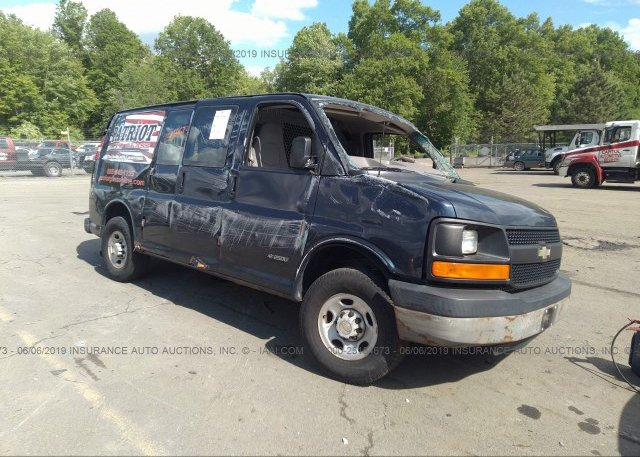 Inventory #166748578 2005 Chevrolet EXPRESS G2500