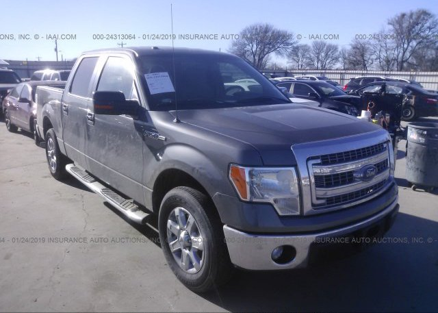 Inventory #400545929 2013 FORD F150