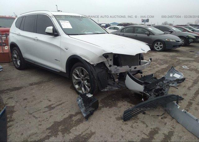 Inventory #163654121 2017 BMW X3