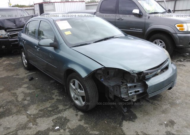 Inventory #720603116 2010 Chevrolet COBALT