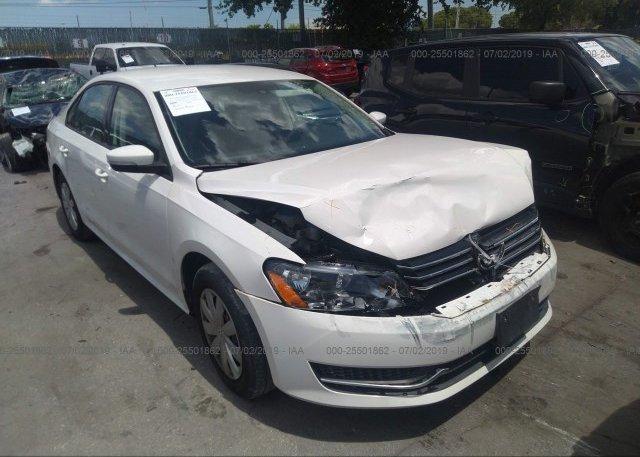 Inventory #229741188 2013 Volkswagen PASSAT