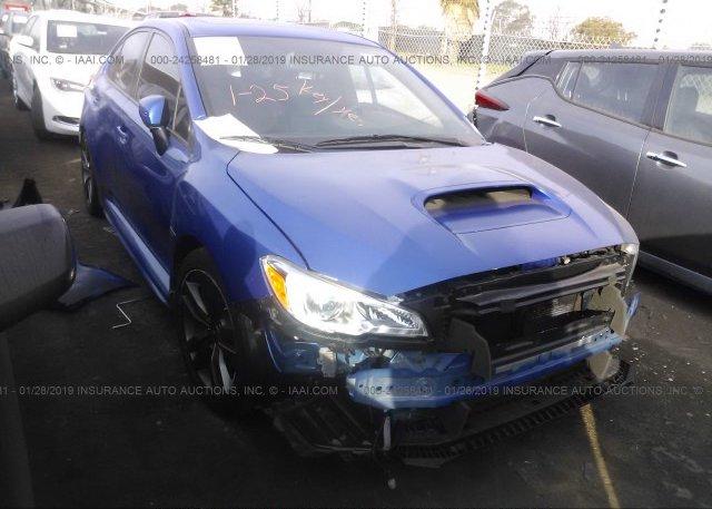 Inventory #917693899 2017 Subaru WRX