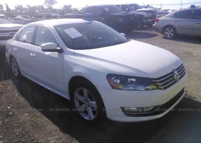 Inventory #496753969 2015 Volkswagen PASSAT