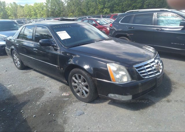 Inventory #107800576 2008 Cadillac DTS