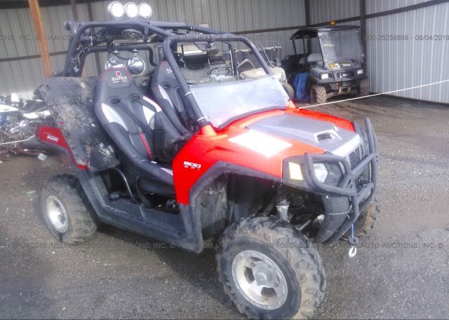Inventory #256425860 2008 Polaris RANGER