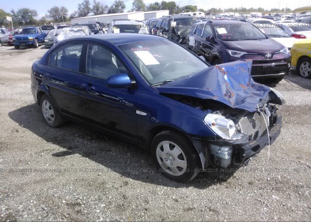 Inventory #743427141 2007 Hyundai ACCENT