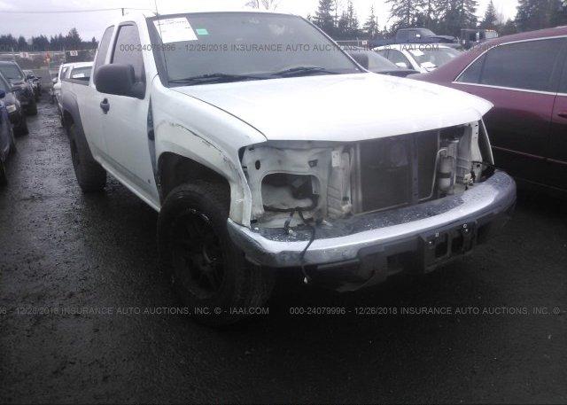 Inventory #695954891 2008 Chevrolet COLORADO