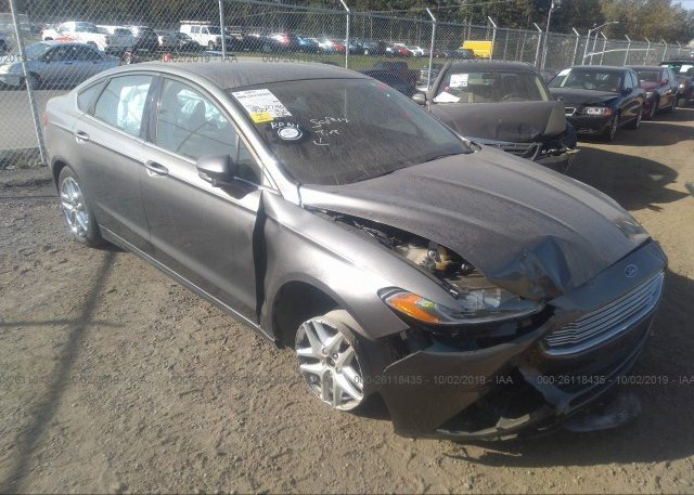 Inventory #186911961 2013 FORD FUSION