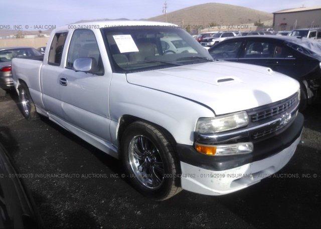 Inventory #429175180 1999 Chevrolet SILVERADO