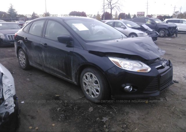 Inventory #374766886 2012 FORD FOCUS