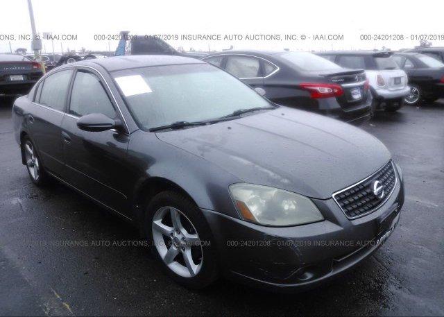 Inventory #254217768 2005 Nissan ALTIMA
