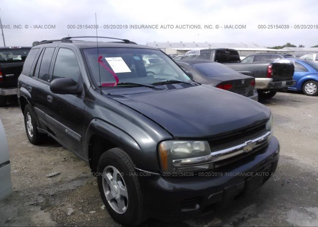 Inventory #173177596 2004 Chevrolet TRAILBLAZER