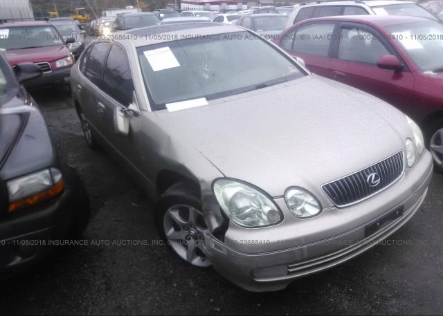 Inventory #973264971 2002 Lexus GS
