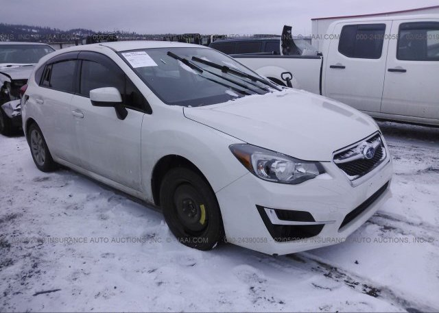 Inventory #129457561 2015 Subaru IMPREZA