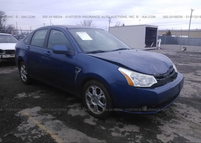 Inventory #272613693 2008 FORD FOCUS