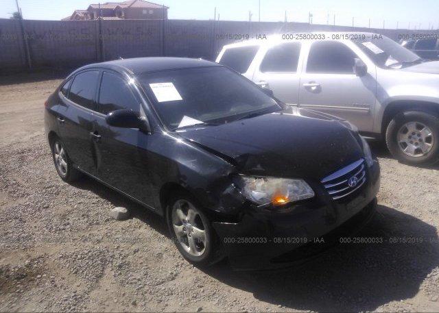 Inventory #259322368 2010 Hyundai ELANTRA