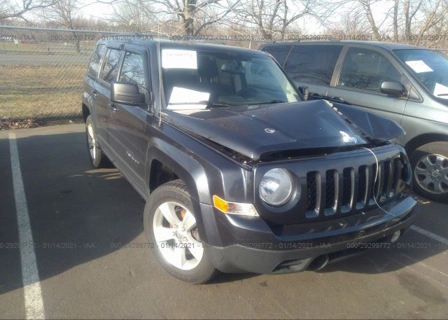 1C4NJRBB5ED792703 2014 JEEP PATRIOT