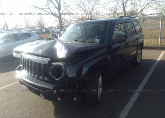 из сша 2014 JEEP PATRIOT 1C4NJRBB5ED792703