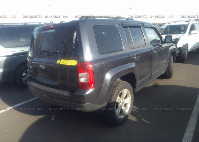 цена в сша 2014 JEEP PATRIOT 1C4NJRBB5ED792703