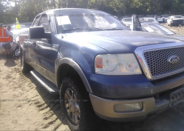 Inventory #855858240 2004 FORD F150