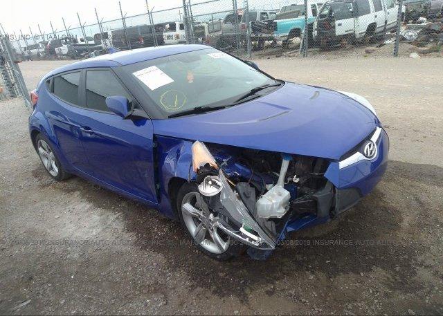 Inventory #925723597 2012 Hyundai VELOSTER