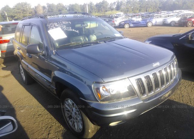 Inventory #555392184 2003 JEEP GRAND CHEROKEE