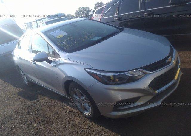 Inventory #148657159 2018 Chevrolet CRUZE