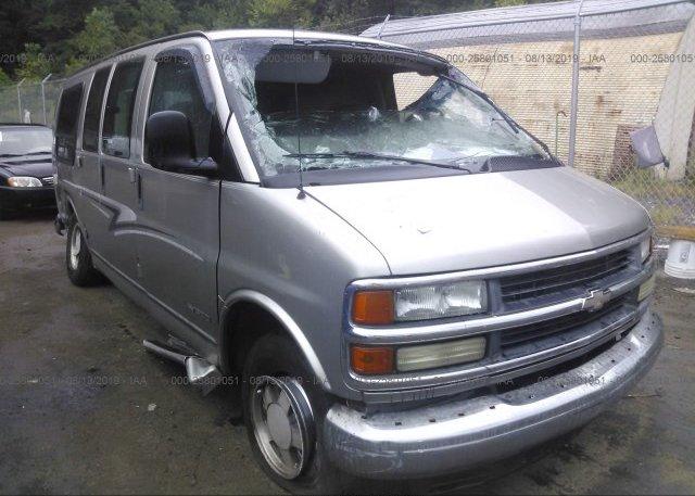 Inventory #548051602 2001 Chevrolet EXPRESS G1500