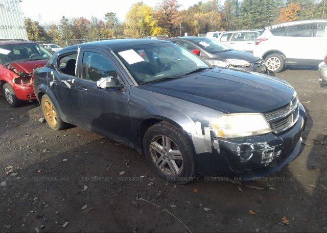 Inventory #867048618 2008 Dodge AVENGER