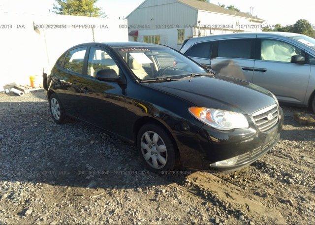 Inventory #617627552 2008 Hyundai ELANTRA