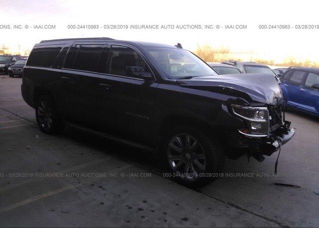 Inventory #866418356 2016 Chevrolet SUBURBAN