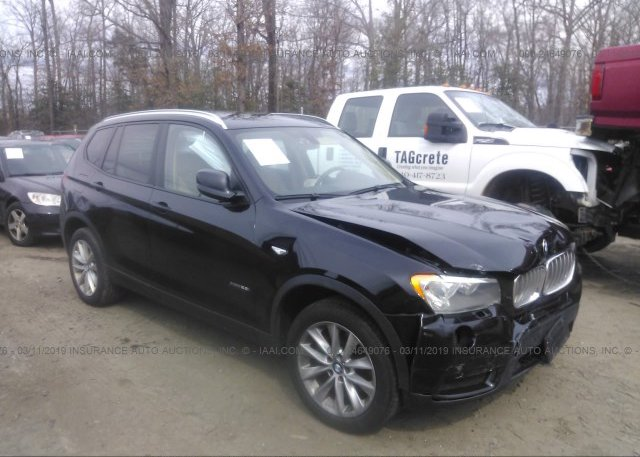 Inventory #282078947 2014 BMW X3
