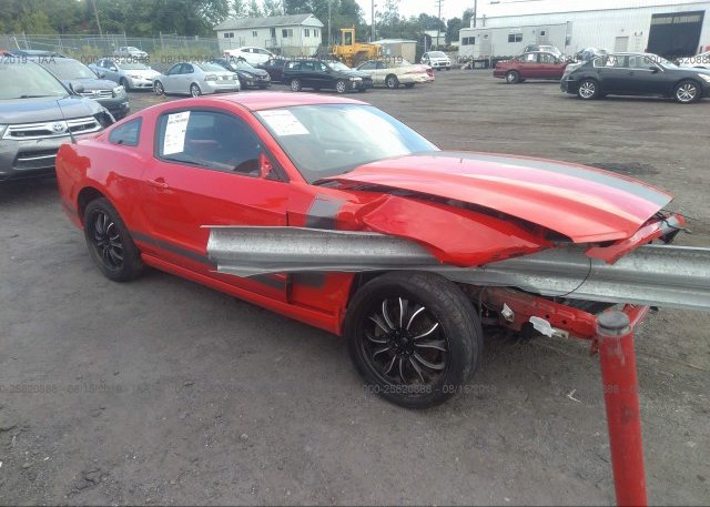 Inventory #452244942 2013 FORD MUSTANG