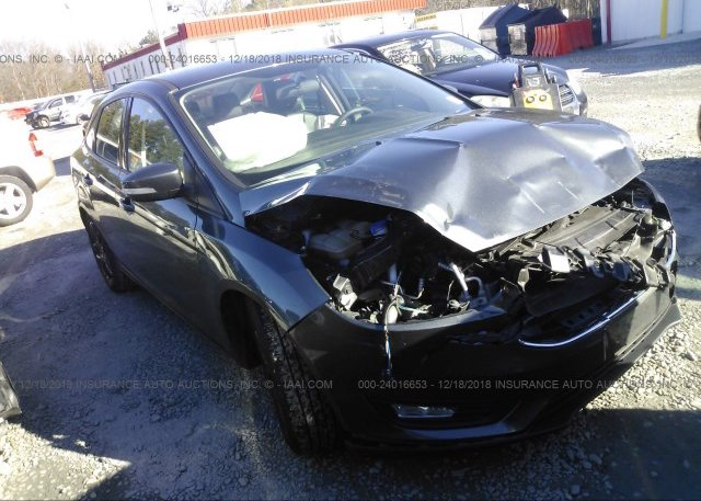 Inventory #523184788 2016 FORD FOCUS