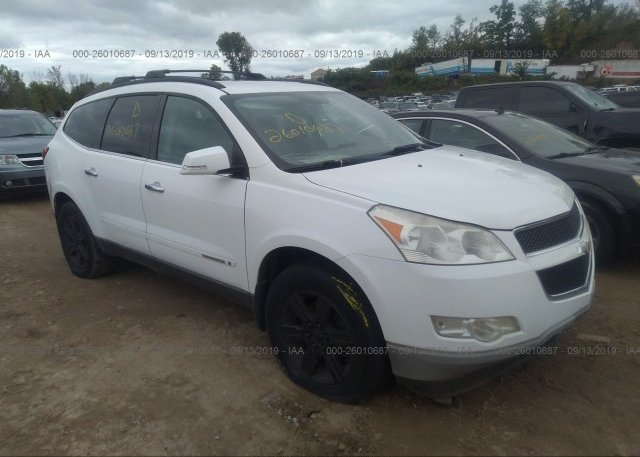Inventory #881834737 2009 Chevrolet TRAVERSE