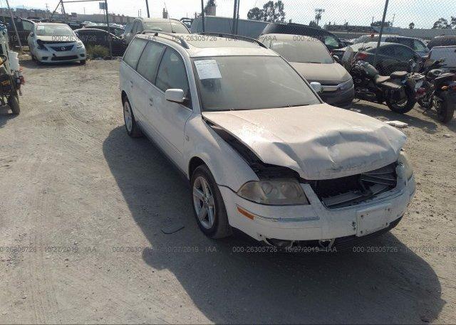 Inventory #729247683 2004 Volkswagen PASSAT