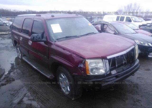 Inventory #794618153 2004 Cadillac ESCALADE